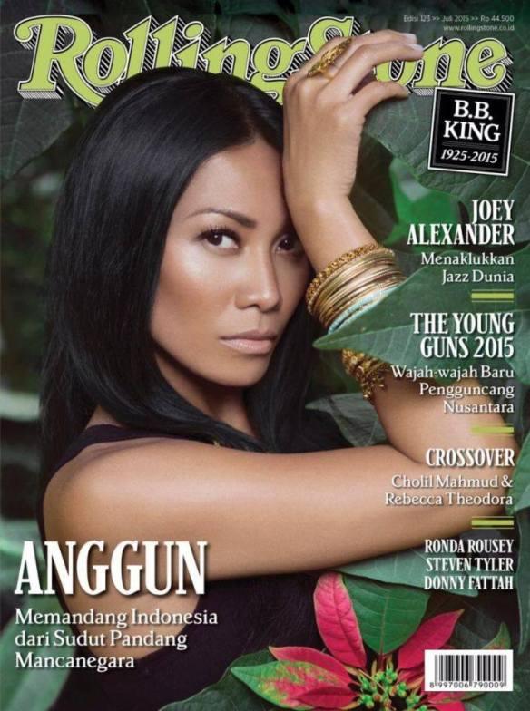 anggun, rolling stone