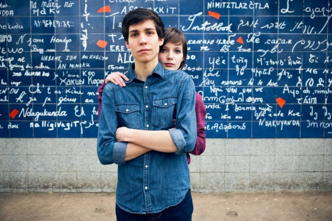 the pirouettes, théo, vickie