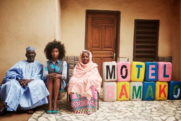inna modja, motel bamako