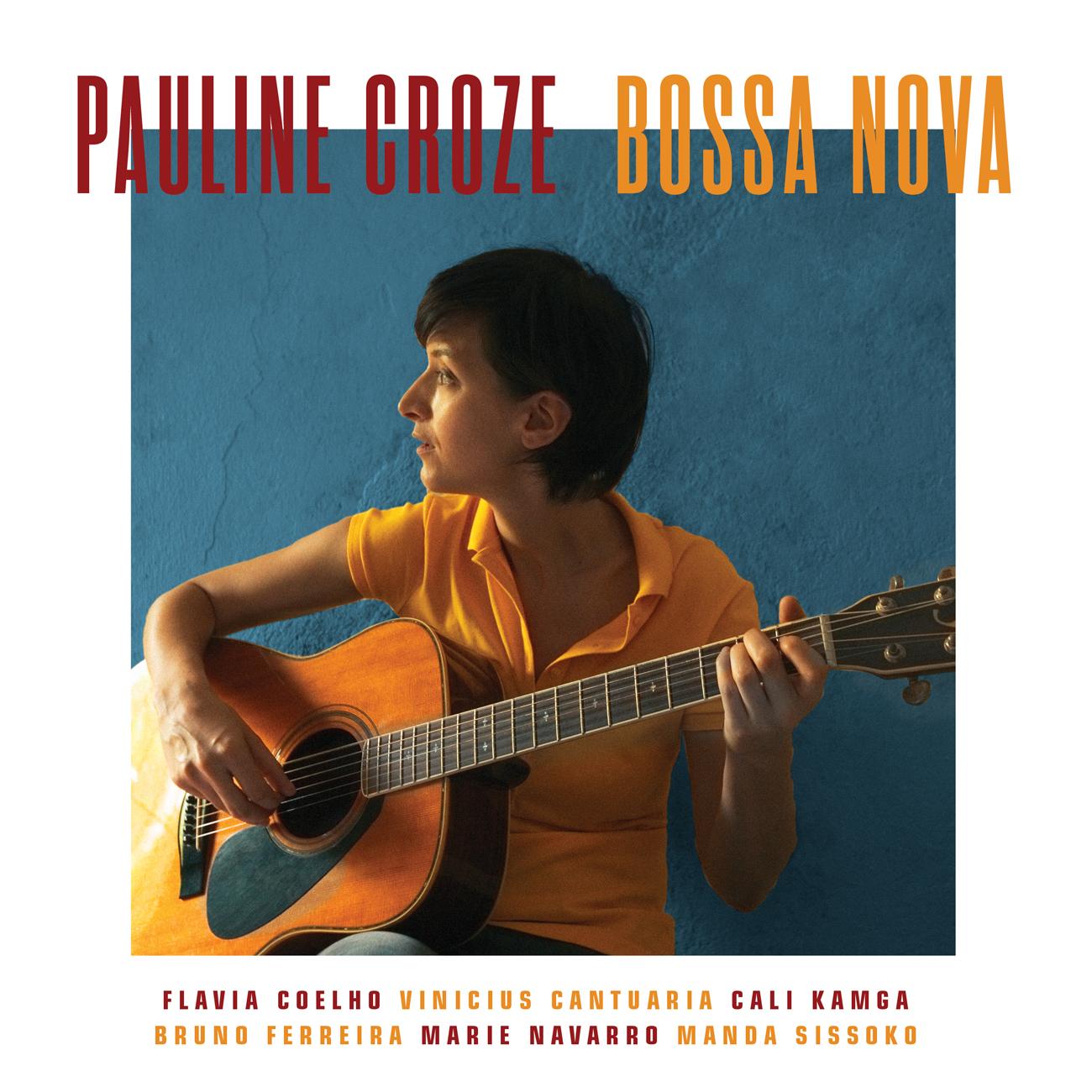 FRONT Pauline Croze - Bossa Nova2