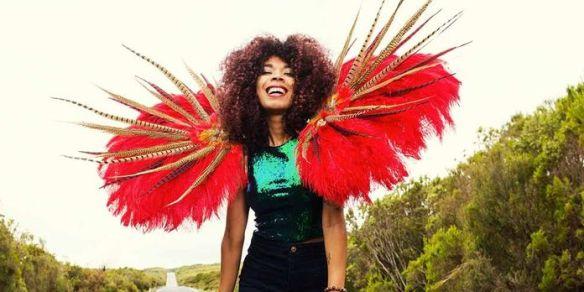 Flavia Coelho, sonho real