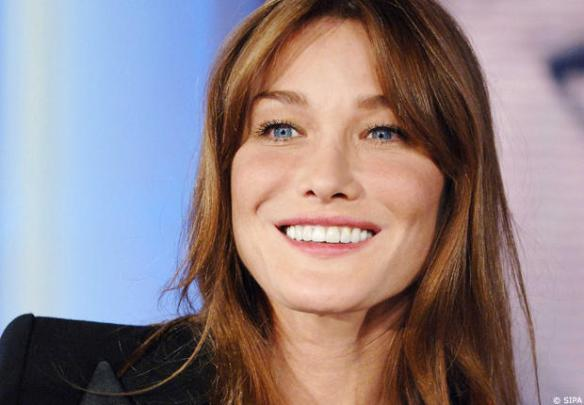 Carla Bruni, Enjoy the silence