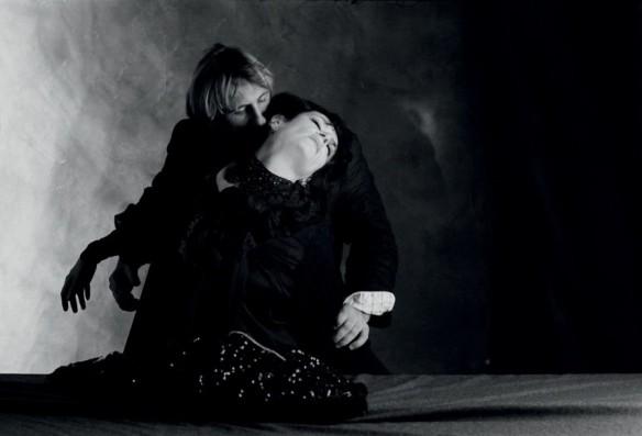 Barbara et Gérard Depardieu pour Lily Passion
