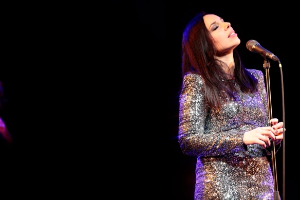 Sarah Lancman, chanteuse de jazz