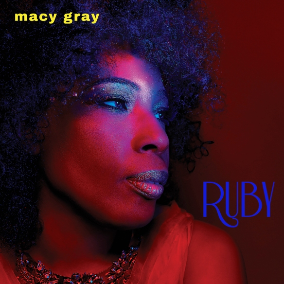 Ruby, le nouvel album de Macy Gray