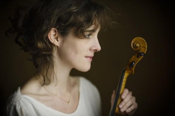 Fiona Monbet - violon