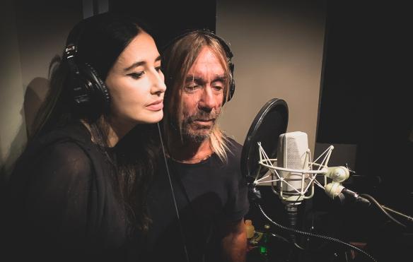 Yara Lapidus & Iggy Pop
