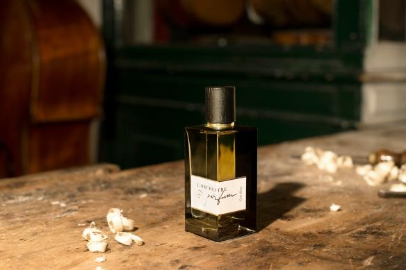 L'orchestre Parfum - marque de parfumerie