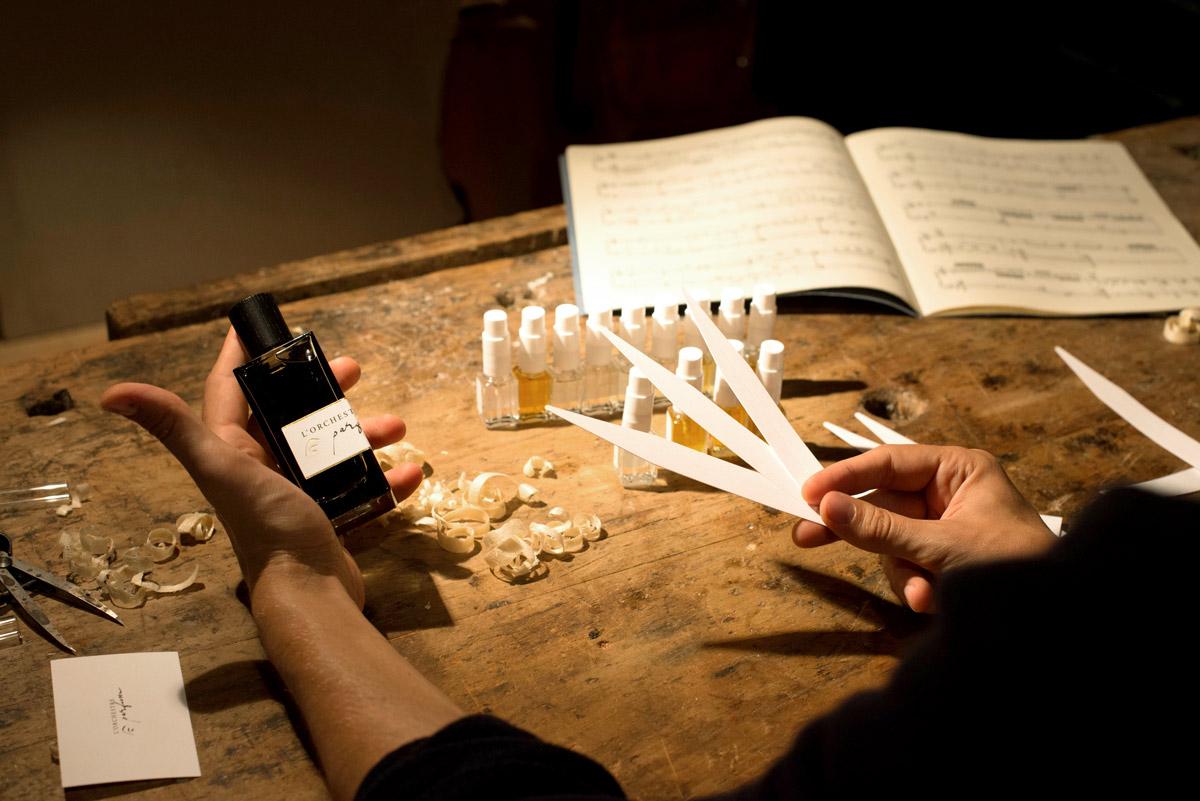 L'Orchestre Parfum dévoile son 6ème parfum : Piano Santal